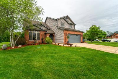 Westville Single Family Home For Sale: 842 Elk Lane
