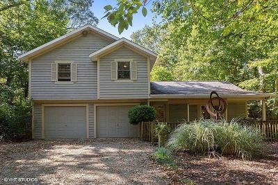 Michigan City Single Family Home For Sale: 218 Chickadee Trail