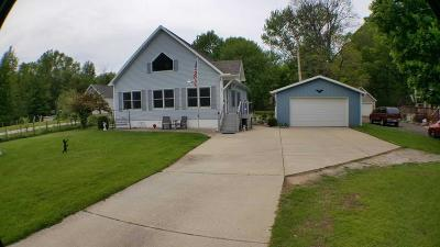 Michigan City Single Family Home For Sale: 7692 Meer Road