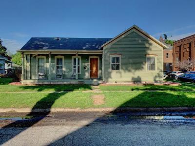 La Porte, Laporte Single Family Home For Sale: 215 B Street