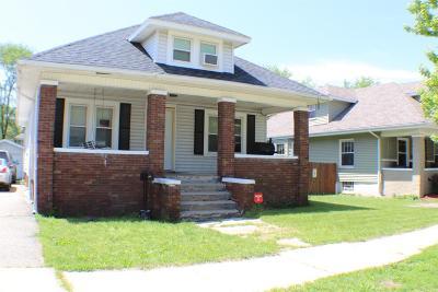 Michigan City Single Family Home For Sale: 631 Willard Avenue