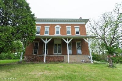 La Porte, Laporte Single Family Home For Sale: 3333 N Us Highway 35