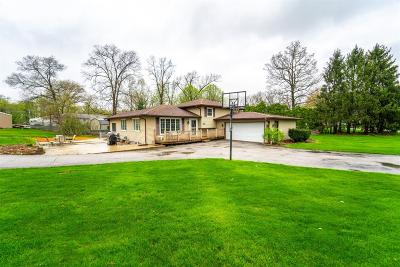 Wheatfield Single Family Home For Sale: 12150 W Stalbaum Lane