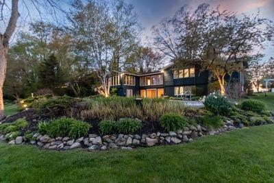 La Porte, Laporte Single Family Home For Sale: 401 Willow Bend Drive