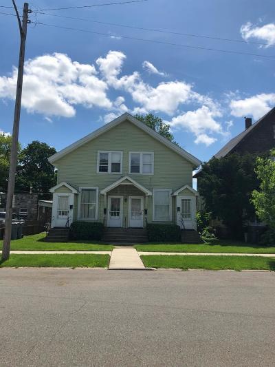 La Porte, Laporte Multi Family Home For Sale: 504 Jefferson Avenue
