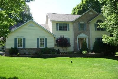 La Porte, Laporte Single Family Home For Sale: 4694 W Burgundy Trail