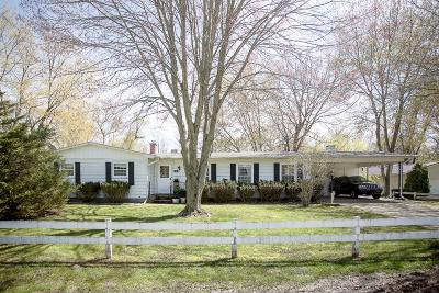 Michigan City Single Family Home For Sale: 117 Northbrook Drive