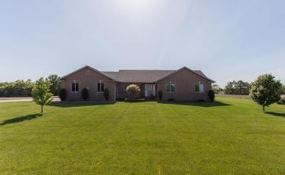 La Porte, Laporte Single Family Home For Sale: 4454 S Morgan Road