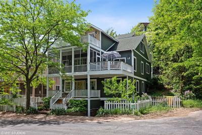 Michigan City Single Family Home For Sale: 101 Beachwalk Lane