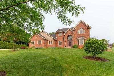 Westville Single Family Home For Sale: 838 Hunter Drive