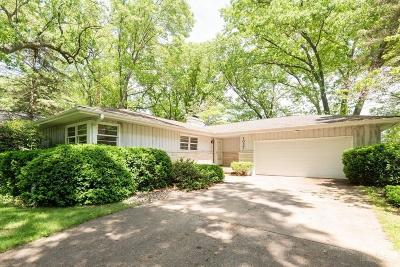 Michigan City Single Family Home For Sale: 1037 N Roeske Trail