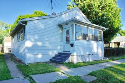 La Porte, Laporte Single Family Home For Sale: 1105 Scott Street