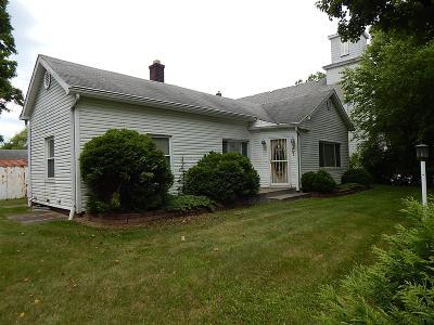Westville Single Family Home For Sale: 7 W Beech Street