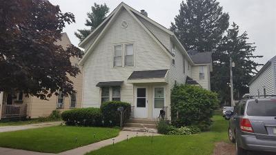 La Porte, Laporte Multi Family Home For Sale: 1406 Clay Street