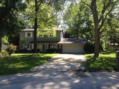 Michigan City Single Family Home For Sale: 206 Lawndale Court