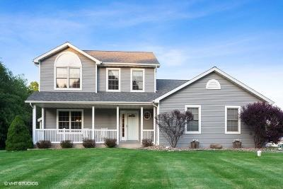 La Porte, Laporte Single Family Home For Sale: 5695 N 150 E