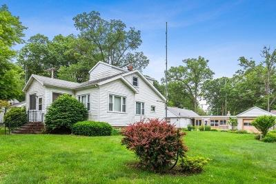 Michigan City Single Family Home For Sale: 705 Gardena Street
