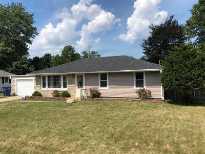 La Porte, Laporte Single Family Home For Sale: 3007 Monroe Street