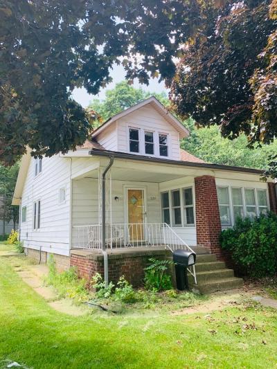 Michigan City Single Family Home For Sale: 329 Springland Avenue