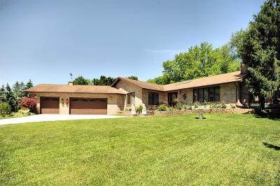 Westville Single Family Home For Sale: 583 Fargo Road