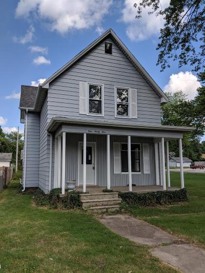 Michigan City Single Family Home For Sale: 134 Butler Street