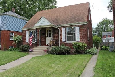 Munster IN Single Family Home For Sale: $184,900