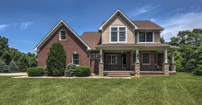 Wheatfield Single Family Home For Sale: 172 E 1100 N