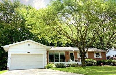 Michigan City Single Family Home For Sale: 134 Concord Drive