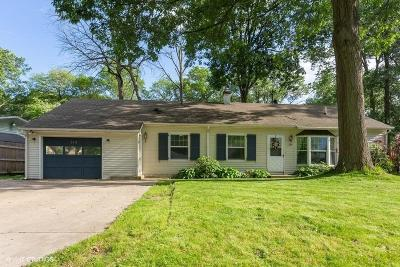 Michigan City Single Family Home For Sale: 310 Southwood Drive