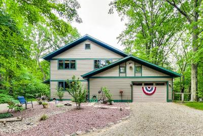 Michigan City Single Family Home For Sale: 2030 Warnke Road