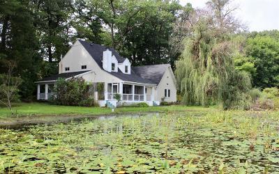La Porte, Laporte Single Family Home For Sale: 177 W McClung Road