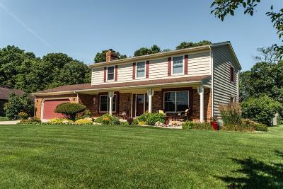 La Porte, Laporte Single Family Home For Sale: 1074 S Redbud Drive