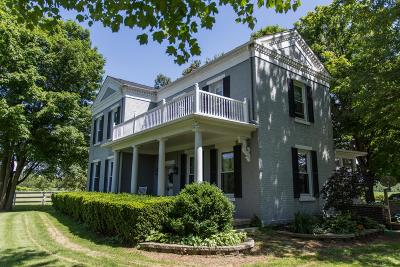 La Porte, Laporte Single Family Home For Sale: 102 E 200 N