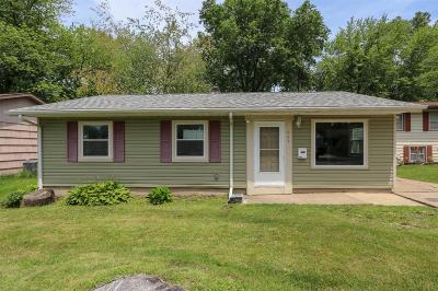 Michigan City Single Family Home For Sale: 843 Henry Street