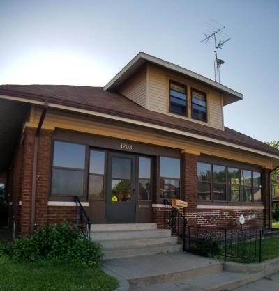 Michigan City Single Family Home For Sale: 1203 Spring Street