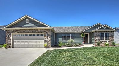 Demotte Single Family Home For Sale: 320 Juniper Street NW