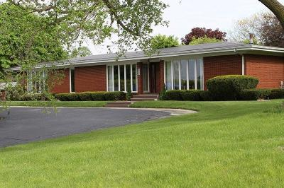 Single Family Home For Sale: 400 E Amsler Road
