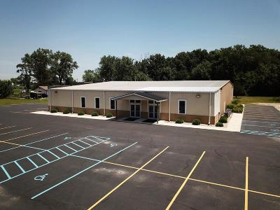 Demotte Commercial For Sale: 5825 W State Road 10 N