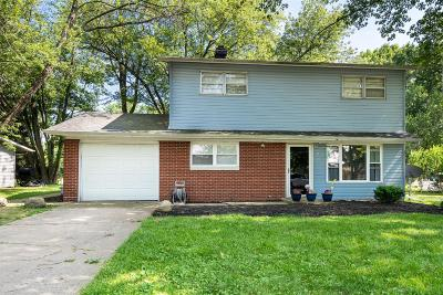 Michigan City Single Family Home For Sale: 618 Southwind Drive