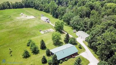 Westville Single Family Home For Sale: 670 E 1100 N