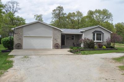 Single Family Home For Sale: 3554 E 1100 N