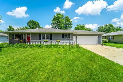 Single Family Home For Sale: 529 Cedar Street SW