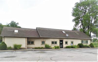 Demotte Commercial For Sale: 5529 W State Road 10