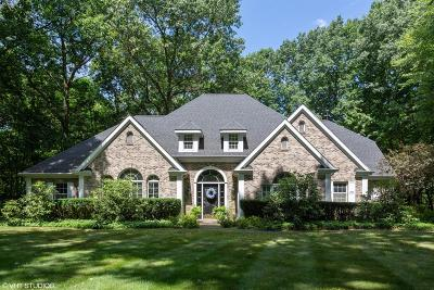 Michigan City Single Family Home For Sale: 115 Woodside Drive