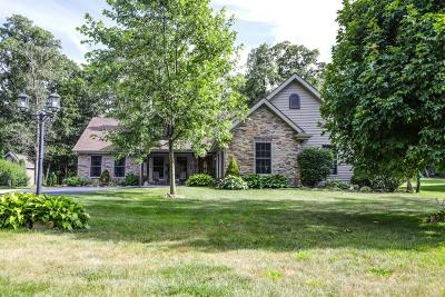 Single Family Home For Sale: 9855 Trinity Court