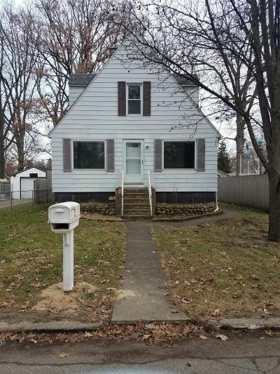 Michigan City Single Family Home For Sale: 608 Esther Street