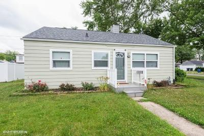 Michigan City Single Family Home For Sale: 301 Decatur Street