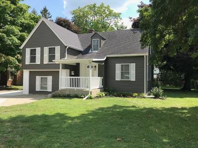 Rensselaer Single Family Home For Sale: 117 W Grace Street