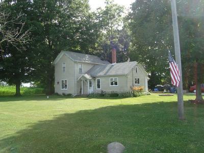 Laporte, La Porte Single Family Home For Sale: 2702 S Wozniak Road