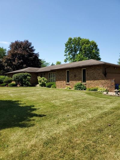 Westville Single Family Home For Sale: 686 N 1150 W